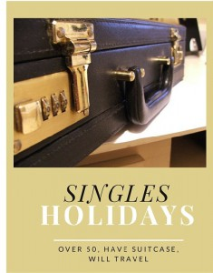 singles holidays over 50