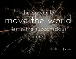 easily tap into subconscious mind power