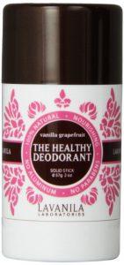 Lavanila natural deodorant