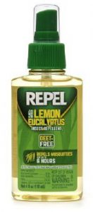 Repel natural repellent
