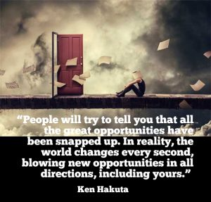 Ken Hakuta quote